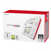 Nintendo 2DS (White és Red) + New Super Mario Bros. 2