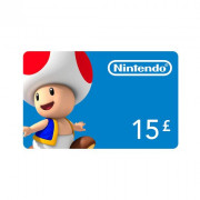 Nintendo eShop punjiva kratica 15 Font MULTI