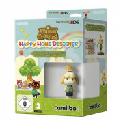 3DS Animal Crossing HHD + Isabelle (Summer) amiibo 3DS