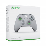 Xbox One bežični kontroler (Grey/Green)