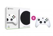 Xbox Series S 512GB + Xbox bežični kontroler (bijeli)
