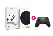 Xbox Series S 512GB + Xbox bežični kontroler (crni)