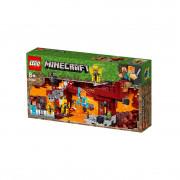 LEGO Minecraft Plameni most (21154)