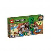 LEGO Minecraft Rudnik Creepera (21155)