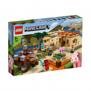 LEGO Minecraft Navala Illagera (21160)