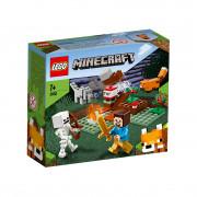 LEGO Minecraft Pustolovina u Tajgi (21162)