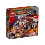 LEGO Minecraft Bitka za redstone (21163)