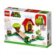 LEGO Mario Mariova kuća i Yoshi – proširena staza (71367)