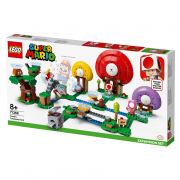 LEGO Mario Toadov lov na blago – proširena staza (71368)