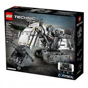 LEGO Technic  Rovokopač Liebherr R 9800 (42100)