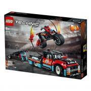 LEGO Technic Akrobatski kamion i motocikl (42106)