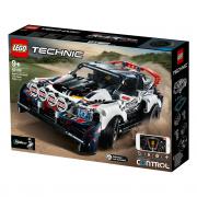 LEGO Technic Auto za reli Top Gear s upravljanjem putem aplikacije (42109)