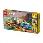 LEGO Creator Obiteljski odmor u kamperu (31108)