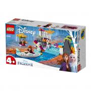 LEGO Disney Princess Ana na ekspediciji kanuom (41165)