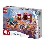 LEGO Disney Princess Elza u pustolovini kolima (41166)