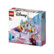 LEGO Disney Princess Priče o avanturama Ane i Else (43175)