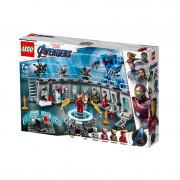 LEGO Super Heroes Dvorana Oklopa Iron Mana (76125)