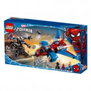 LEGO Super Heroes Spiderjet protiv mehaničkog Venoma (76150)