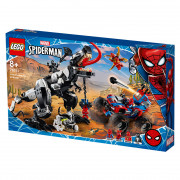 LEGO Super Heroes Zasjeda Venomosaurusa (76151)