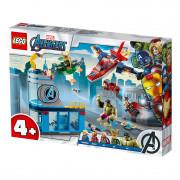 LEGO Super Heroes Osvetnici: Lokijev gnjev (76152)