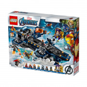 LEGO Super Heroes Osvetnici: nosač helikoptera (76153)