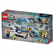 LEGO Jurassic World Labos dr. Wua: bijeg malih dinosaura (75939)