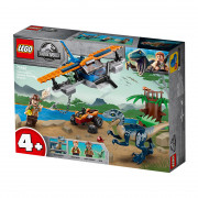 LEGO Jurassic World  Velociraptor: spasilačka misija u dvokrilcu (75942)