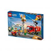 LEGO City Spašavanje pečenjarnice od požara (60214)