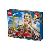 LEGO City Vatrogasna brigada u centru (60216)