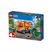 LEGO City Smetlarski kamion (60220)