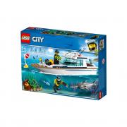 LEGO City Ronilačka jahta (60221)