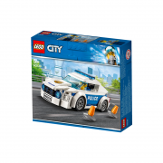 LEGO City Policijski patrolni automobil (60239)