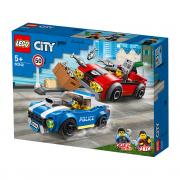 LEGO City Uhićenje na autocesti (60242)