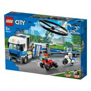 LEGO City  Prijevoz policijskog helikoptera (60244)