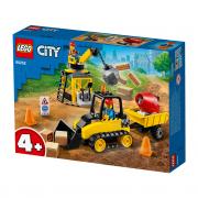 LEGO City Građevinski buldožer (60252)