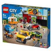 LEGO City Automehaničarska radionica (60258)