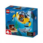 LEGO City Mala podmornica za ocean (60263)