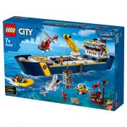 LEGO City Brod za istraživanje oceana (60266)