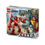LEGO Super Heroes Iron Man u Hulkbusteru protiv agenta A.I.M.-a (76164)
