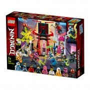 LEGO NINJAGO Tržnica za gejmere (71708)