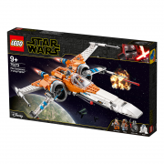 LEGO Star Wars Poeov X-Wing Fightere (75273)