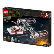 LEGO Star Wars A-Wing Starfighter Otpora (75249)