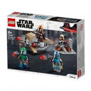 LEGO Star Wars Bojni komplet Mandalorian (75267)