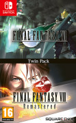 Final Fantasy VII + Final Fantasy VIII Remastered