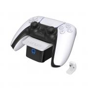 VENOM VS5000 PS5 Punjač kontrolera (bijeli)