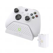 VENOM VS2870 Xbox Series S & X punjač + 1 baterija (bijeli)