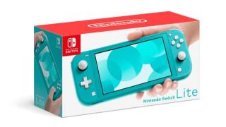 Nintendo Switch Lite Turquoise (Raspakirani) Nintendo Switch
