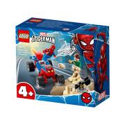 LEGO Super Heroes Obračun Spider-Mana i Sandmana (76172)