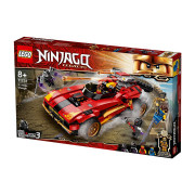 LEGO Ninjago Ninja jurilica X-1 (71737)