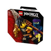 LEGO Ninjago Komplet za epsku bitku: Cole protiv Ghost Warriora (71733)
